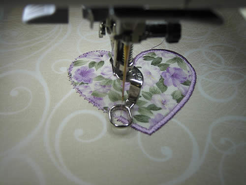 How to Appliqué with Embroidery Machine?
