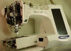 How to Repair a Brother Embroidery Machine?