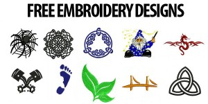 How to Choose Free Embroidery Designs Before Downloading Them?