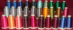 How To Choose The Right Embroidery Machine Thread?