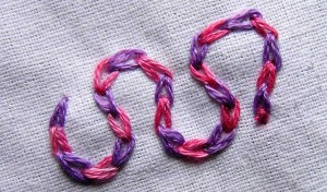 How to Do Chain Stitch?