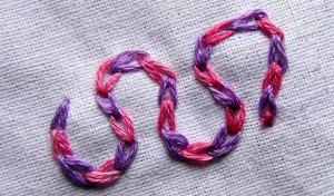 How to Do Chain Stitch?