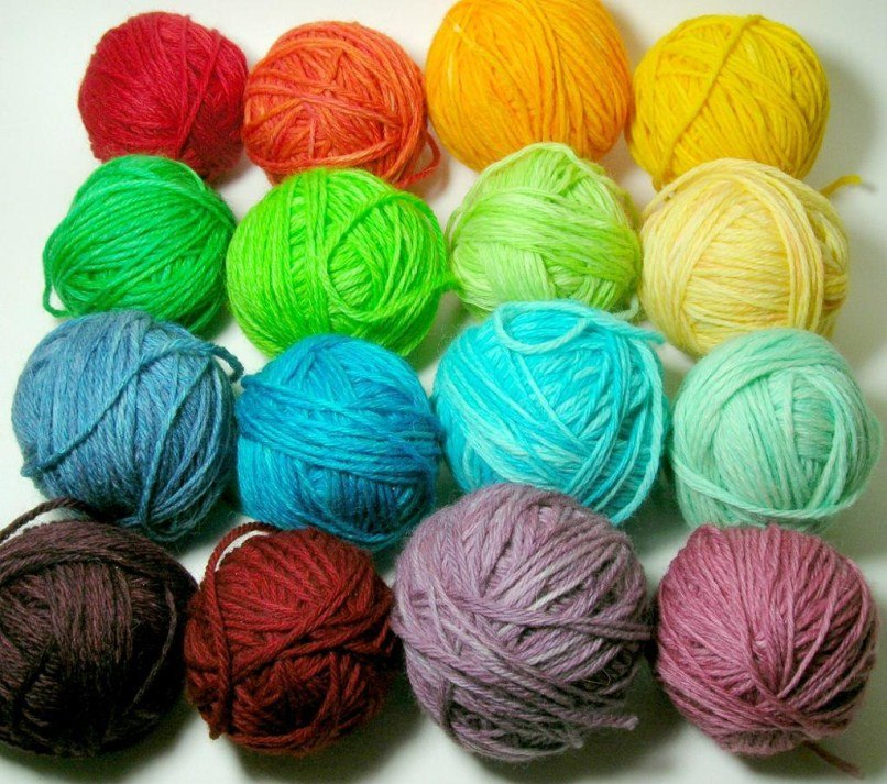 Types of Embroidery Threads