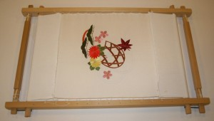 How to Build an Embroidery Frame?