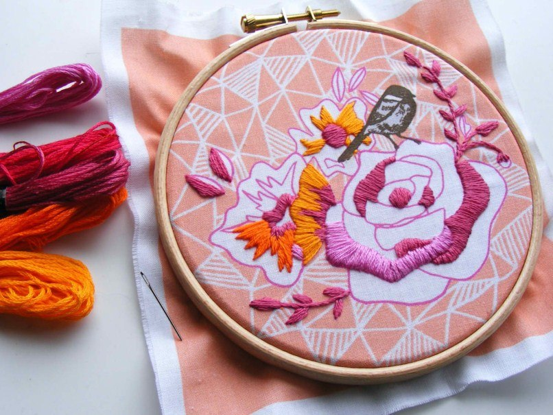 How To Use Embroidery Floss