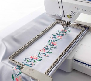 Engage in an Embroidery Business with the High-End Fabrics