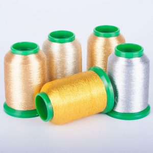 How to Use Metallic Embroidery Thread?