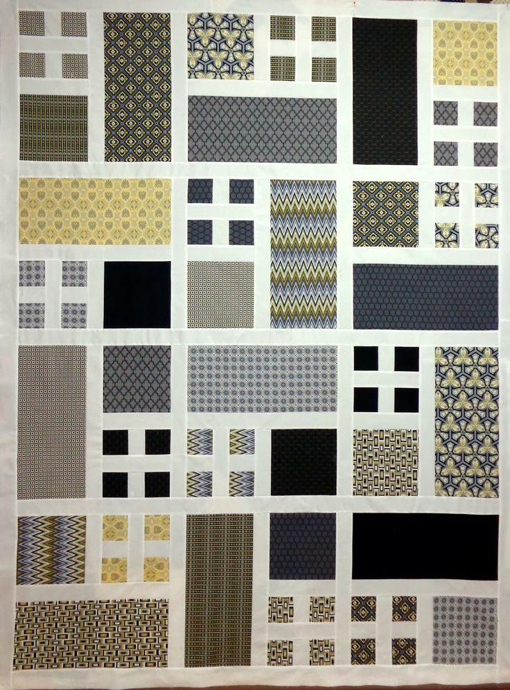Modern Silk Quilting