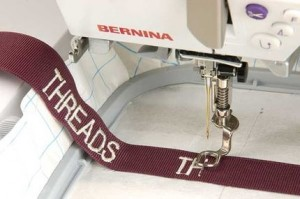 How To Embroider Clothing Labels?