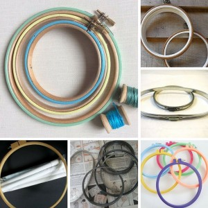How to Choose the Right Embroidery Hoop?