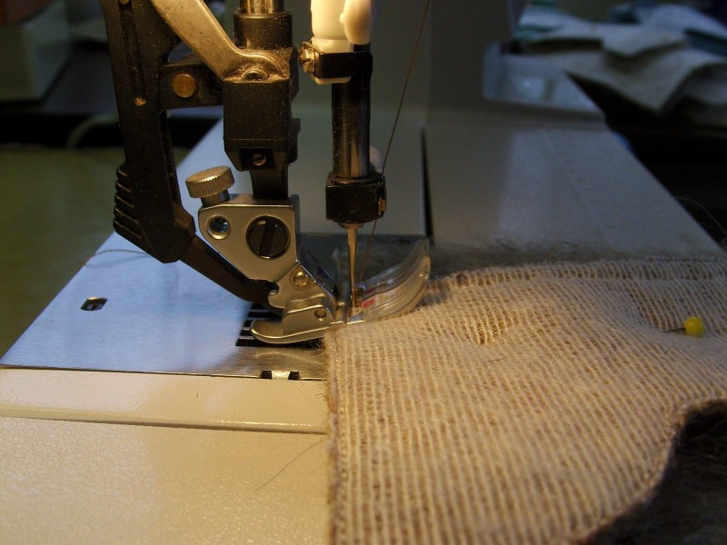 How to Sew Thick Material