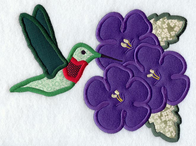 How to Appliqué with Embroidery Machine