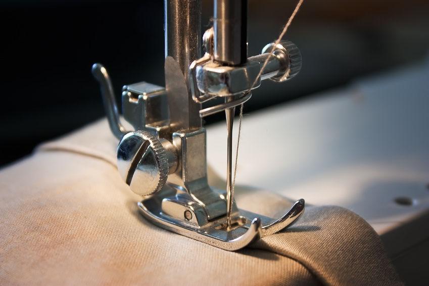 low shank sewing machine