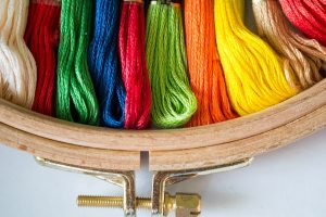 Hand Embroidery Basics: How to Use Embroidery Floss?