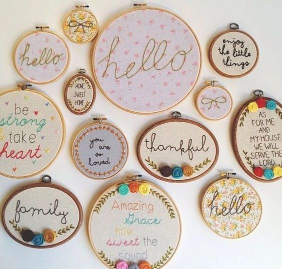 How to Choose Your Embroidery Hoop?