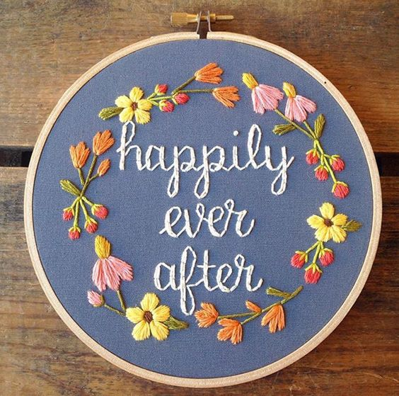 What Embroidery Stitches to Use for Letters?