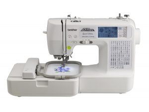 Brother LB6800PRW Embroidery and Sewing Machine Review