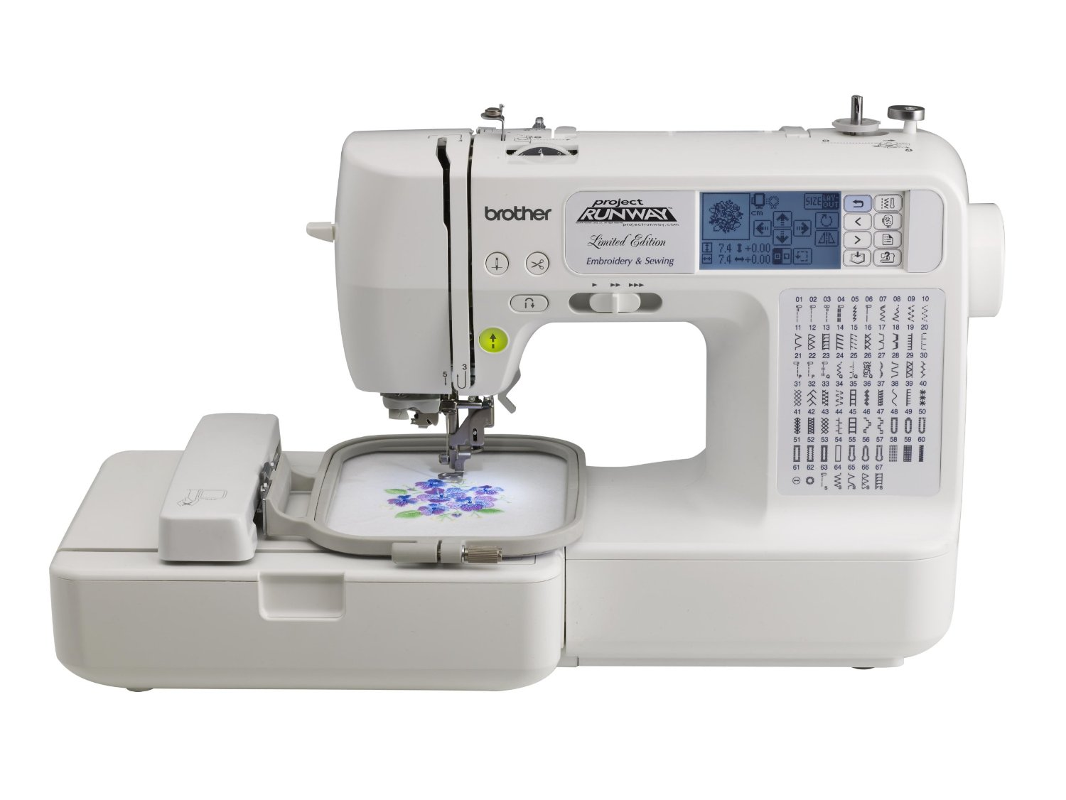 How to Choose a Home Embroidery Machine?