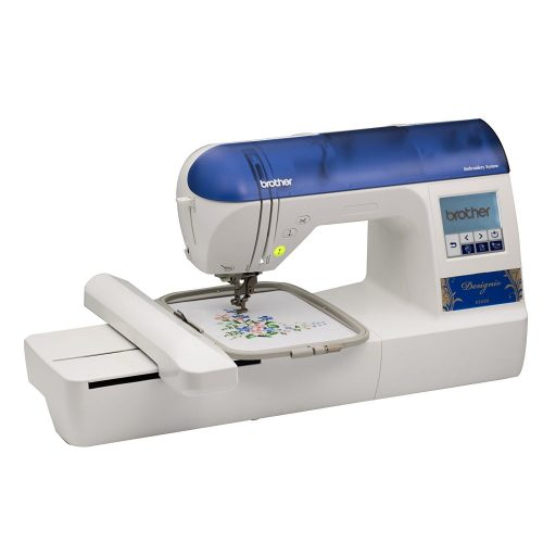 Brother Designio DZ820E - Best Embroidery Machine for Starters