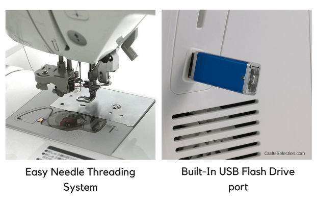 Brother SE1800 - Best embroidery machine for small business