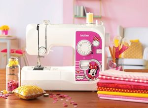 Brother SM1738D – Good Basic Sewing Machine For Disney Fans & Kids