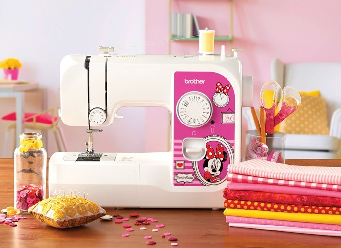 Brother Disney Sewing Machine Review - Brother SM1738D