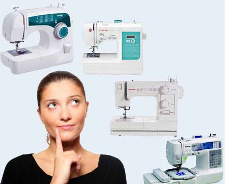 4 Factors to Consider When Purchasing Your First Sewing Machine