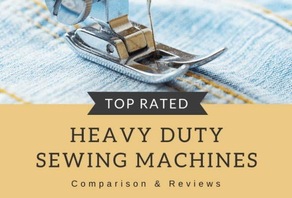 Best Heavy Duty Sewing Machine 40 Reviews Comparison Delectable Best Heavy Duty Sewing Machine For Beginners
