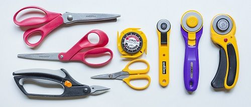 Sewing Tools For Beginners: Sewing Scissors