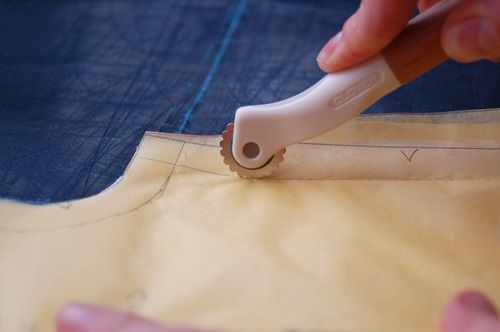Sewing Tools For Beginners: Tracing Wheel
