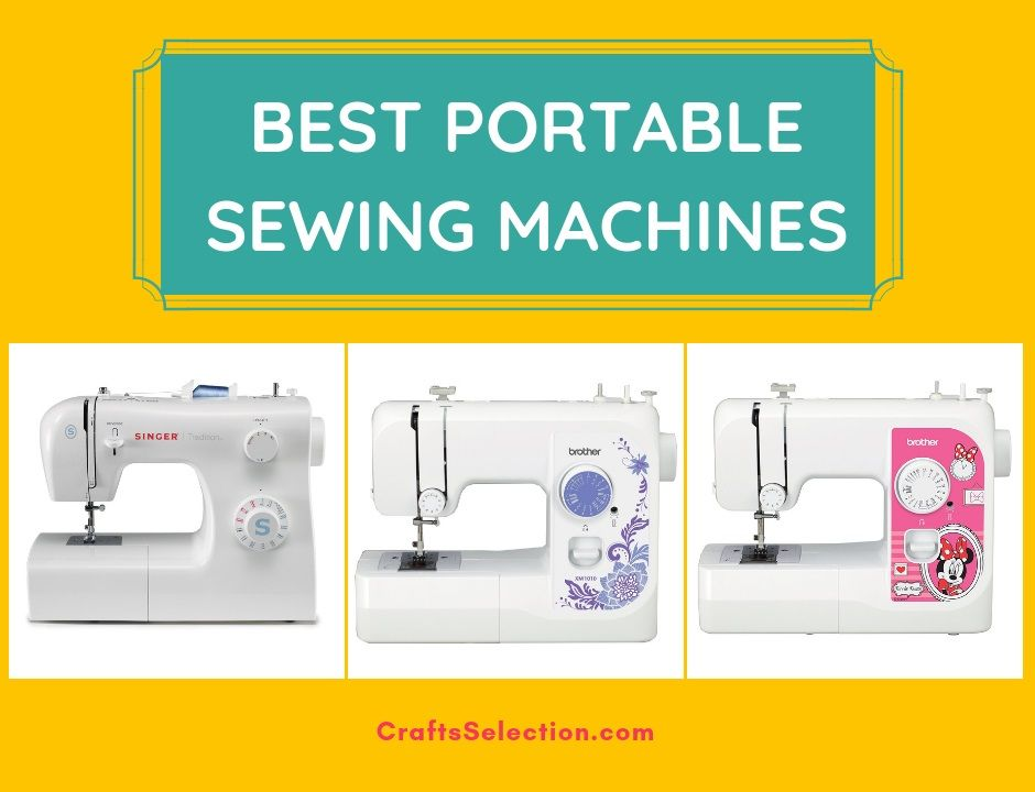 Best Portable Sewing Machines 2019