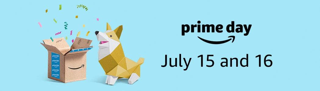 It's Prime Day! One million deals and promotions are live NOW!