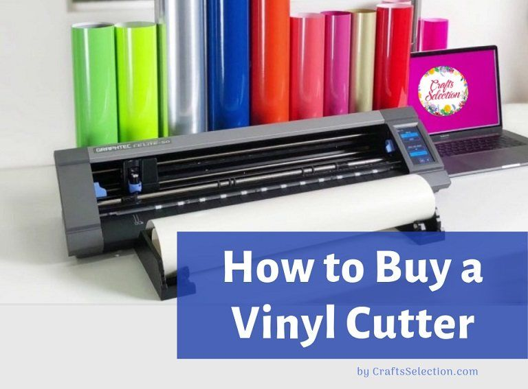 How to Buy a Vinyl Cutter?