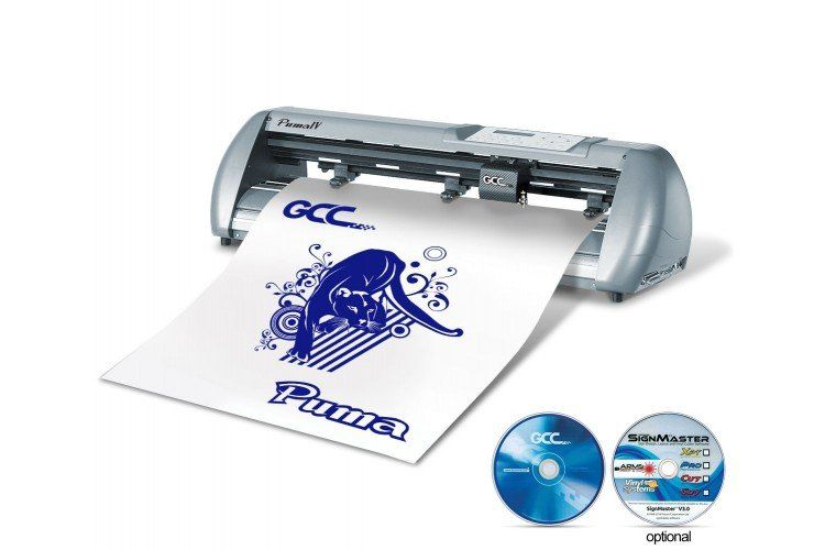 GCC Puma IV Cutter and Plotter Review