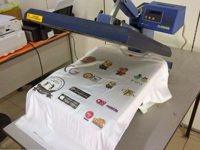 Heat Printing Basics