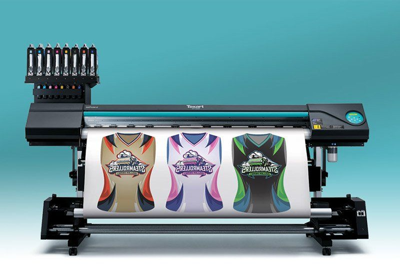 Heat Transfer vs. Sublimation Printing