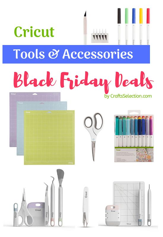 Black Friday Cricut Tool Deals