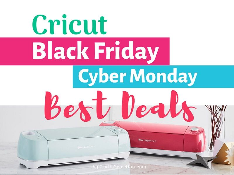 Best Cricut Black Friday Deals 2020
