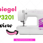 Spiegel SP3201 Sewing Machine Review