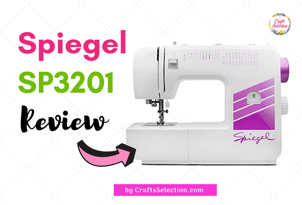 Spiegel SP3201 Review: A Good Cheap Machine For Beginners