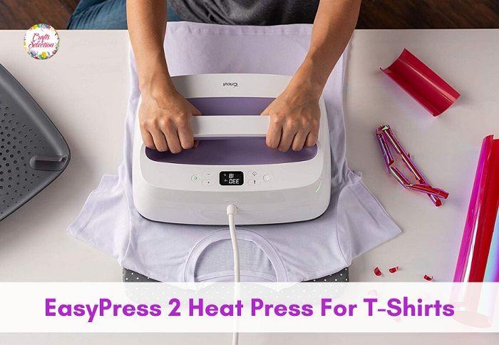 Cricut Shirt Press EasyPress 2 Review