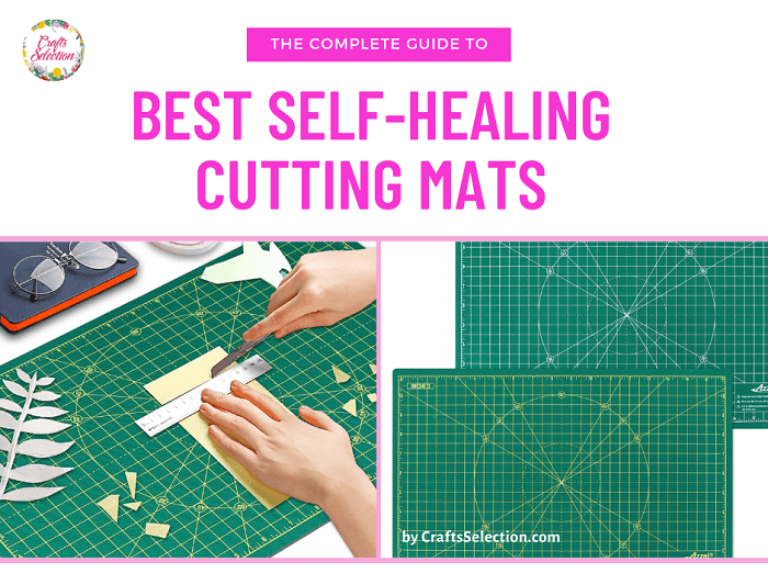 Best Self-Healing Cutting Mats