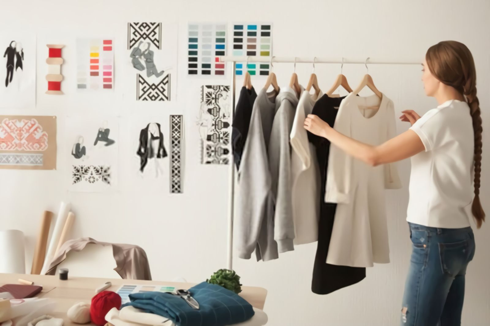 How to Store Your Sewing Patterns