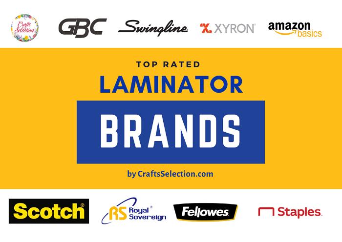 Best Laminating Machine Brands