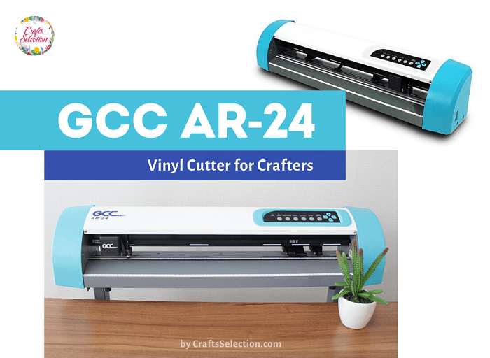 GCC AR-24 Craft Vinyl Cutter Review