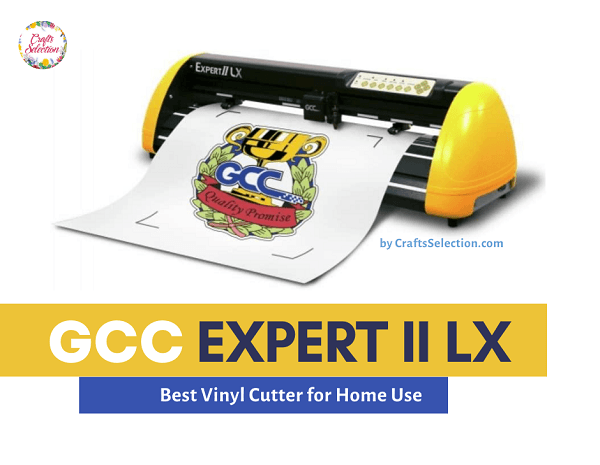 GCC Professional Expert II LX Vinyl Cutter Review
