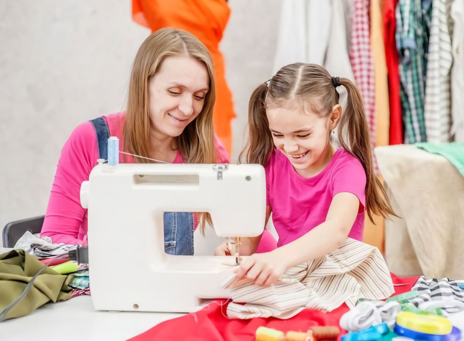 How to Teach Kids to Sew