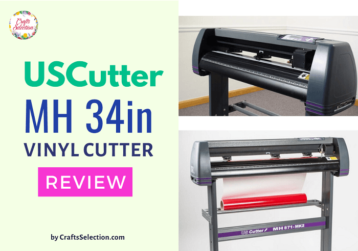 USCutter MH 34in Vinyl Cutter Review