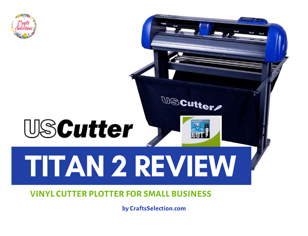 USCutter 28-inch Titan 2 Vinyl Cutter Plotter Review
