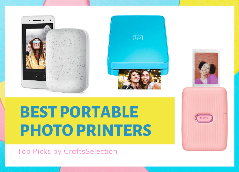 Best Portable Photo Printer Reviews